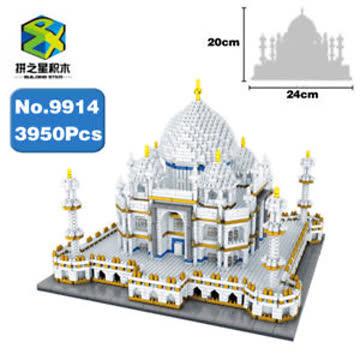 Mini Blocks Taj Mahal