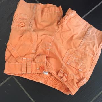 Orange kurzhosen