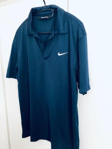 Nike Golf Dri Fit Shirt Gr. M