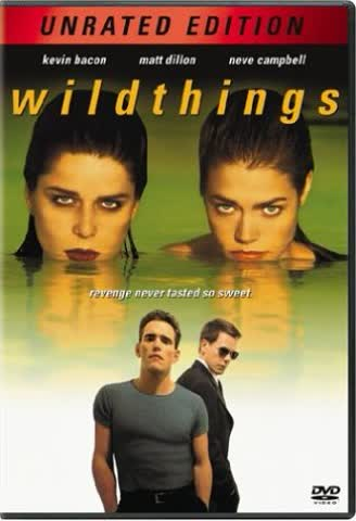 Wild Things - Unrated Edition [1998] (REGION 1) (NTSC) [DVD] [US Import]