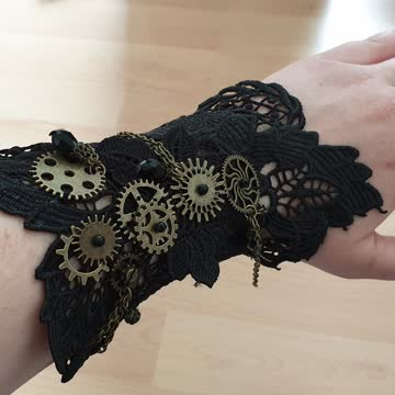 Steam-Punk Armbänder