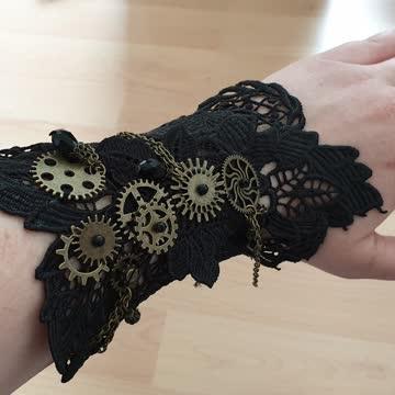 Steam-Punk Armbänder