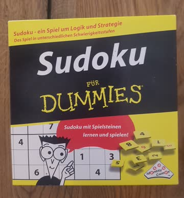 SUDOKO. das Spiel um Logik und Strategie