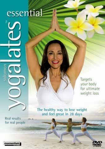 Essential Solomon Yogalates [DVD]