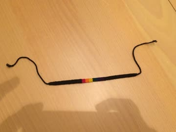 Armband regenbogen