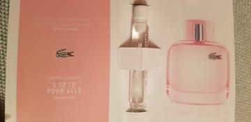 Parfum Probe lacoste
