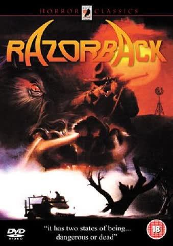 [UK-Import]Razorback DVD
