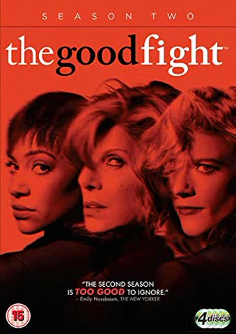 The Good Fight - Season 2 [DVD] [2018]