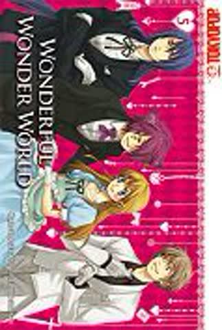 Wonderful Wonder World 5