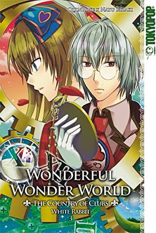 Wonderful Wonder World - The Country of Clubs: White Rabbit 03