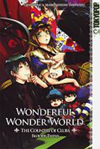 Wonderful Wonder World The Country of Clubs Bloody Twins 1