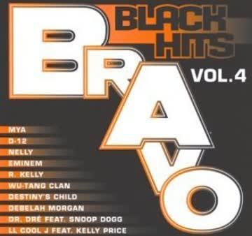 Diverse - Bravo Black Hits 4