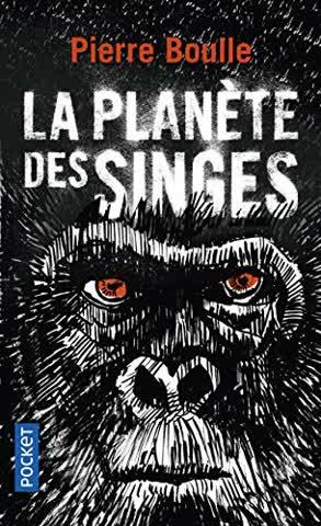 La planète des singes: Roman