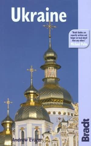 Ukraine: The Bradt Travel Guide (Bradt Travel Guides)