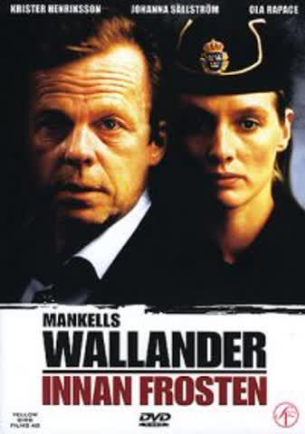 Wallander - Innan Frosten (Before The Frost) (Import)