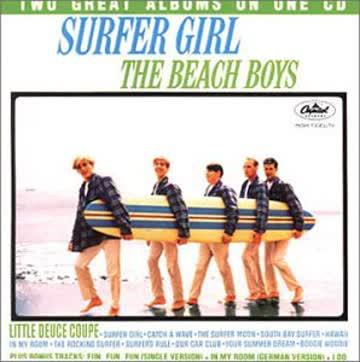 Beach Boys - Surfer girl/Shut down 2