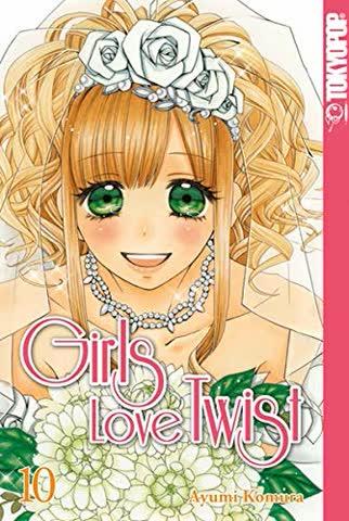 Girls Love Twist 10
