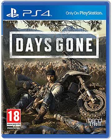 Days Gone [Bonus uncut Edition] + PSX Controller Schlüsselanhänger