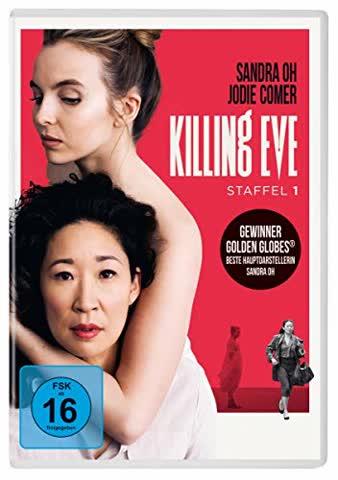 Killing Eve - Staffel 1 [2 DVDs]