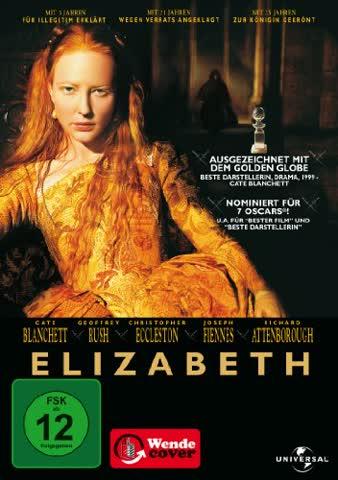 Elizabeth [1998] [DVD]