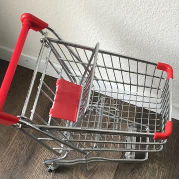 Spielzeug Einkaufswagen für Kinder