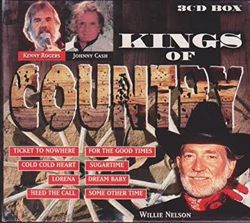 V A - Kings Of Country