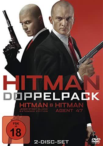 DVD Set Hitman 1+2