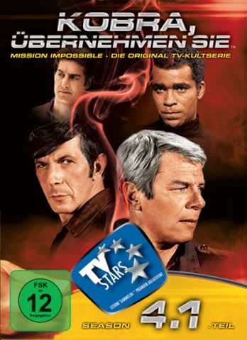 Kobra, übernehmen Sie! - Season 4, 1. Teil [3 DVDs]