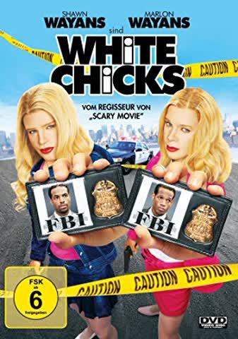 White Chicks [NON-US FORMAT, PAL]