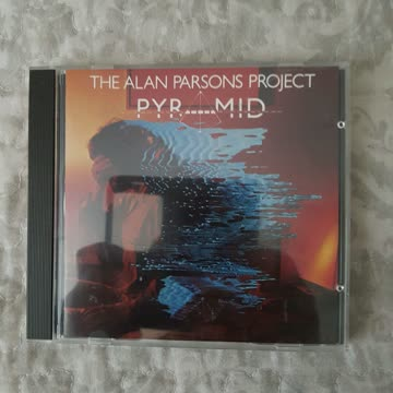 The Alan Parson Project - Pyr....mid