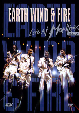 Earth Wind & Fire - Live at Montreux 1997/98