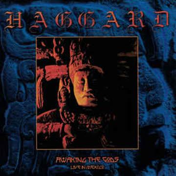 """2 cd's """"haggard"""""""