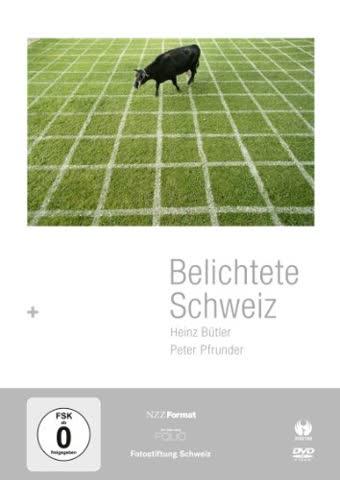 Belichtete Schweiz - Was Fotografien über ein Land erzählen, DVD