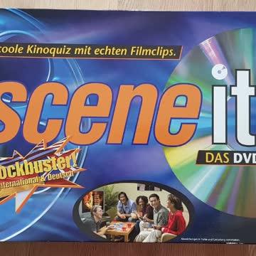 Scene it? - Das DVD Spiel