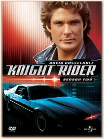 Knight Rider Staffel 1-4