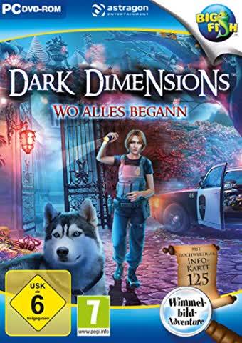 Dark Dimensions: Wo alles begann [German Version]