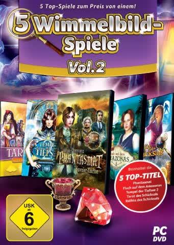 5 Wimmelbild-Spiele Vol. 2 PC [German Version]
