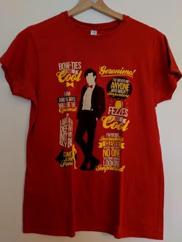 Qwertee Ladies XL T-Shirt