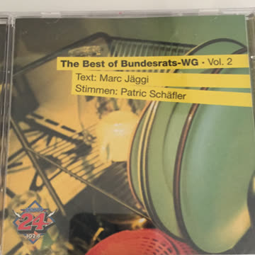 The best if Bundesrats-WG vol2