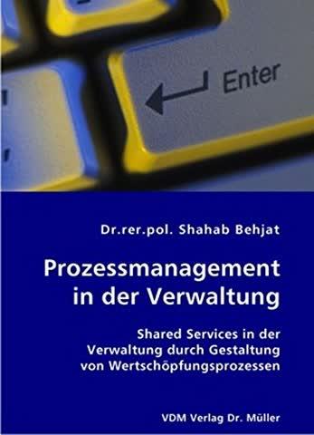 Prozessmanagement in der Verwaltung: Shared Services in der Verwaltung durch Gestaltung von Wertschöpfungsprozessen