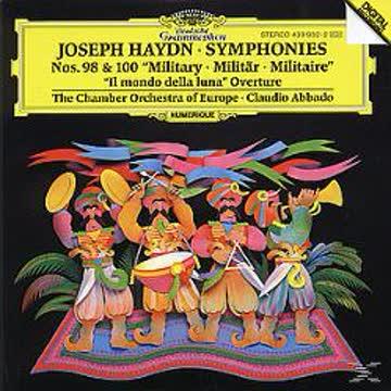 Claudio Abbado - Haydn Joseph: Symphonies Nos. 98 & 100