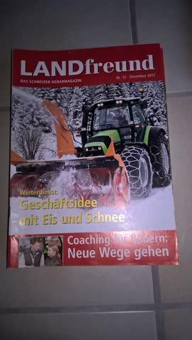 Schweizer Agrarmagazin