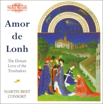Martin Consort Best - Amor de Lonh (The Distant Love Of Troubadours)