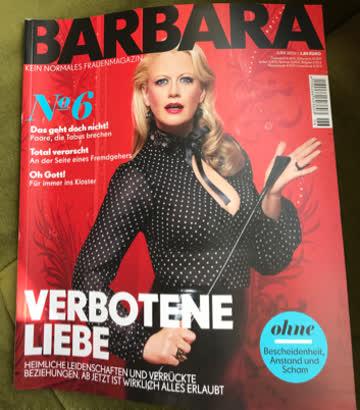 BARBARA Nr. 6, Juni 2016