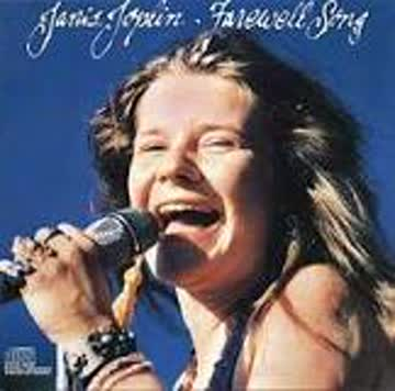 cd: janis joplin - farewell song