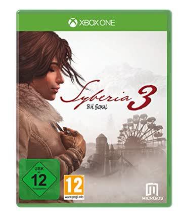 Syberia 3 [Xbox One]