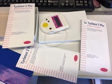 Cyclotest 2 Plus - Für natürliche Familien-Planung