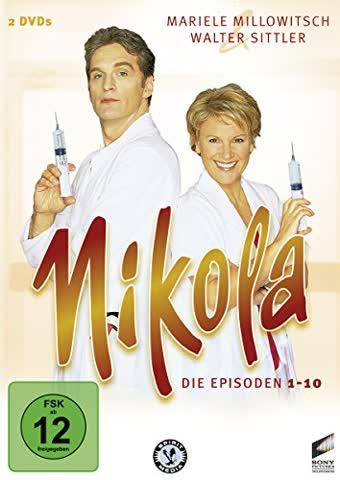 Nikola - Box 1 - Episoden 1-10