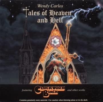 Wendy Carlos - Tales of Heaven+Hell