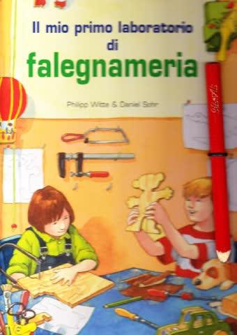 Il mio primo libro di falegnameria